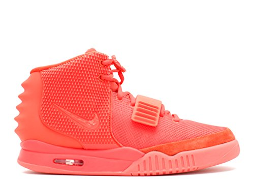 check out dcd13 422d4 NIKE AIR Yeezy 2 SP  RED October  - 508214-660