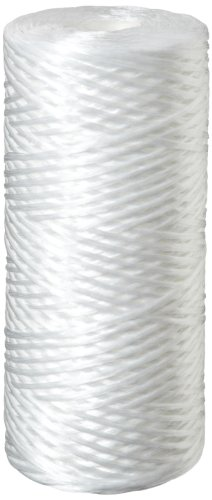 Pentek WPX10BB97P String-Wound Polypropylene Filter Cartridge, 10'' x 4.5'', 10 Microns by Pentek