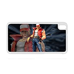 Clear Back Phone Covers For Man Printing Game Boy King Of Fighters For Htc D816 Choose Design 1