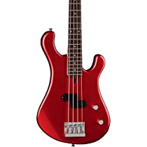 Dean HILLSBORO JR MRD Junior 3/4 Electric Bass, Metallic Red