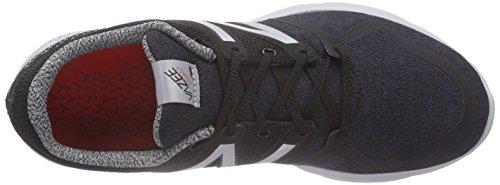 New Balance Performance Fitness Vazee Coast - Zapatillas de deporte para hombre Black/Silver