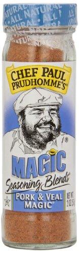 Veal Magic - Magic Seasoning Blends Pork & Veal Magic, 2 oz Bottles (Pack of 6)