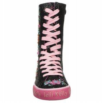 Lelli Kelly Mädchen Stiefel & Stiefeletten * schwarzer lack