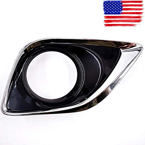 for Toyota Venza TO1038183 2013 14 15 16 labwork New Fog Light Trim LH Driver Side
