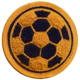 6インチサッカーボールChenilleパッチ B001THYJAA