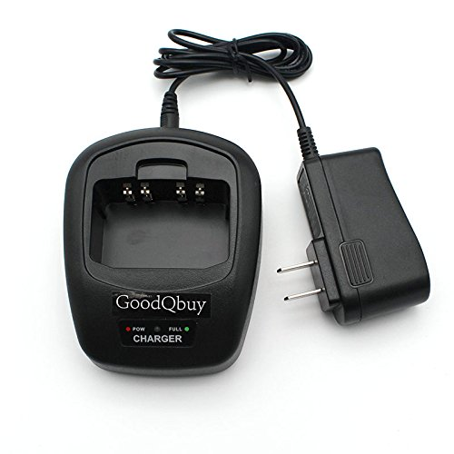 GoodQbuy® Rapid Quick Desktop Battery Charger for PUXING Ra