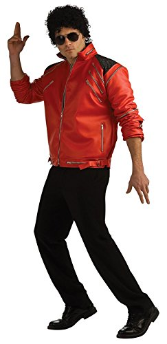Michael Jackson Red Beat It Jacket -