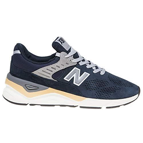 Blau Sneaker New Balance Herren X90 Blau xFxqAP