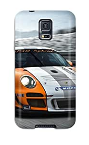 CaseyKBrown Case Cover Protector Specially Made For Galaxy S5 Porsche Gt3 R Hybrid