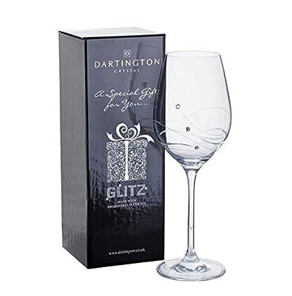 dartington Glass Superb Quality Crystal New Stunning Independent Bottle
