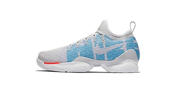 Amazon.com   Nike Air Zoom Ultra React HC Gray White 859718-022 ...