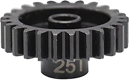 10T Pinion Gear UK STOCK MOD 1M//5mm Shaft Motor Pinion Heavy Duty