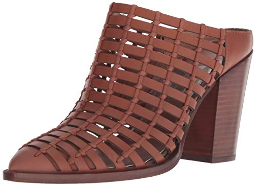 Dolce Vita Women's Kacie Mule Brown Leather 8 M -