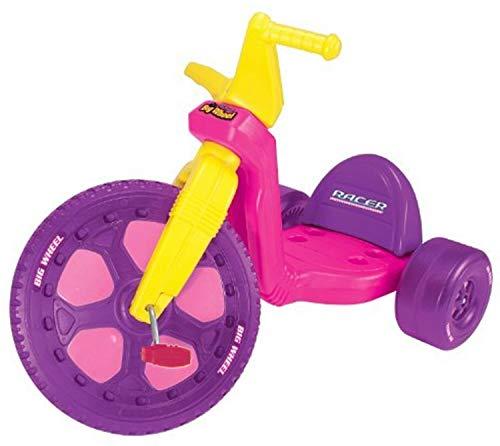 The Original Big Wheel - 16 Big Wheel Racer - Pink by The Original Big Wheel