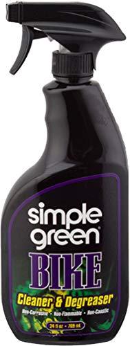 - Simple Green Bike Cleaner/Degreaser - 24 oz. Trigger Bottle