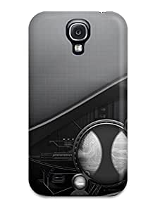 Frances T Ferguson Premium Protective Hard Case For Galaxy S4- Nice Design - Abstract 3d Vista Pack
