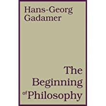 Beginning of Philosophy
