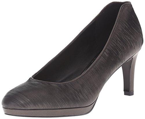 BLACK cerrados Mujer GOLD tacón BROOKLYN EccoECCO zapatos ANTIC59465 de Negro HxRX0Iwq