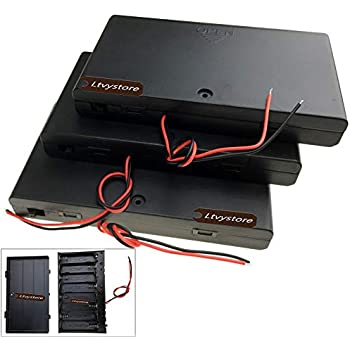 Amazon.com: Cp-Tree 6 Slot Series Connection AA Battery