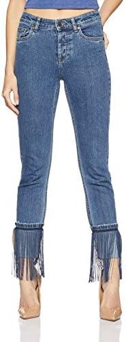 VERO MODA Women's Boyfriend Fit Jeans