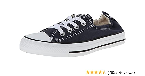 89b9ada47ef6d8 Converse Women s Chuck Taylor All Star Shoreline Low Top Sneaker