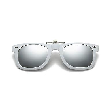 Gafas de sol Lente reflejado lentes Polarizado clásico ...