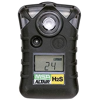 MSA 10092521 Altair Hydrogen Sulfide Single Gas Detector (H2S): Combination Smoke Carbon Monoxide Detectors: Amazon.com: Industrial & Scientific