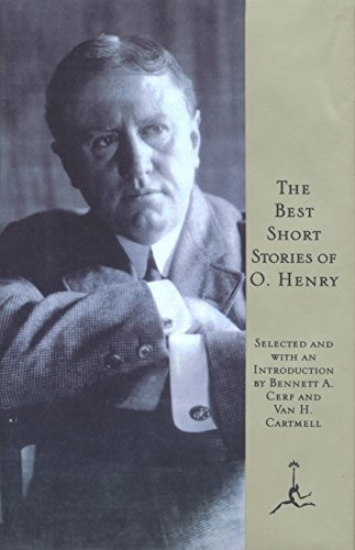 The Best Short Stories of O. Henry (Modern Library (Hardcover)) (Best Funny Short Stories)