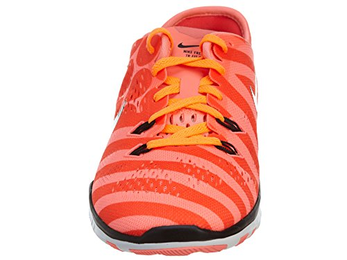 Tr Trainers 5 Free Women's 4 Fit Nike 0 Glow Lava Bright Crimson fc1t7Kqq
