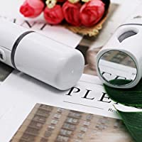 Portable Small Humidifier USB Rechargable Handheld Water Meter Charging Mini Steamed Face Humidifier With//Without Mirror