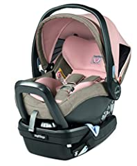 """Made in Italy. From their first ride home, little one will be completely protected in their own personal """"Nest"""" of comfort. The Nido features two core elements that offer protections in different ways: 1. The premium base with Load Leg and bu..."""