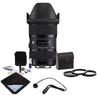 Adorama Sigma 18-35mm F/1.8 DC HSM ART Lens F/Pentax Dig SLR Cameras w/Accessory Bundle