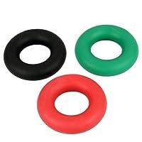3tlg. Fingerhanteln Unterarmtrainer Handtrainer Hand Trainer