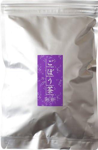 彩新 国産ゴボウ100% 無添加 Mティーバッグ ごぼう茶 2.5g×50包 水出し可