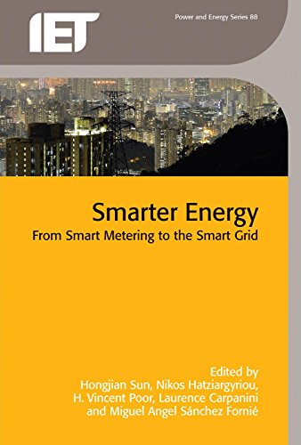 Smarter Energy: From smart metering to the smart grid (Energy Engineering)