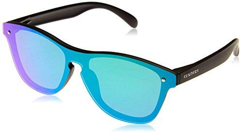SUNPERS Sunglasses SU40003.12 Lunette de Soleil Mixte Adulte, Bleu