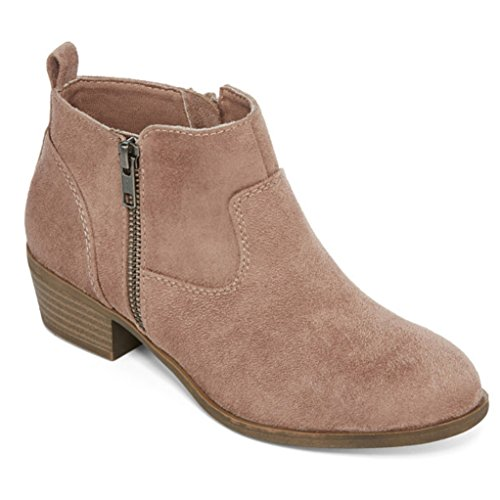 Arizona Jean Company Galvin Womens Ankle Booties (11, Light Taupe)