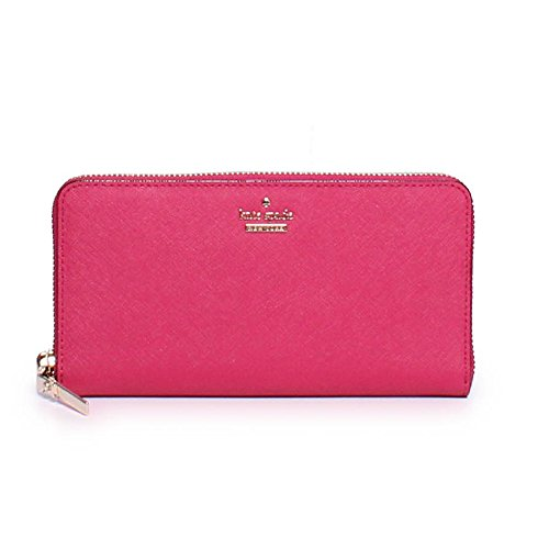 Kate Spade Women's Cameron Street Lacey Wallet, Punch, OS