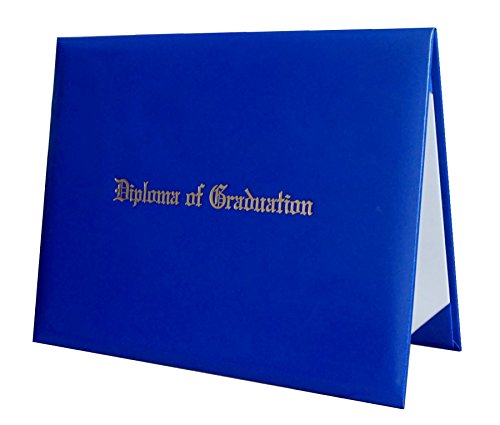 Diploma Cover 6x8 Smooth Imprinted
