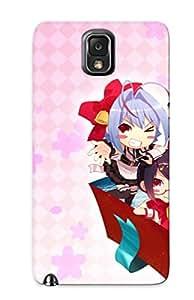 Perfect Fit Xdqcua-4978-digthrf Chibi Trap Kasukabe Akira Rio Nao Otoko No Ko Wa Maid Fuku Ga Osuki Case For Galaxy Note 3 With Appearance