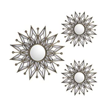 Amazon Com All American Collection New Separated 3 Piece Decorative