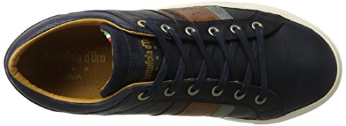 Pantofola d'Oro Monza Uomo Low, Zapatillas para Hombre Azul (Dress Blues)