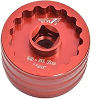 Wheels Manufacturing BBTOOL-48-44 Bottom Bracket Socket for 48.5mm and 44mm 16-Notch Cups