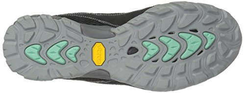Ahnu Women's W Sugarpine Air Mesh Hiking Shoe, New Black, 5.5 M US by Ahnu (Image #3)