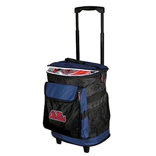 (Collegiate NCAA Rolling Cooler NCAA Team: University of Mississippi)