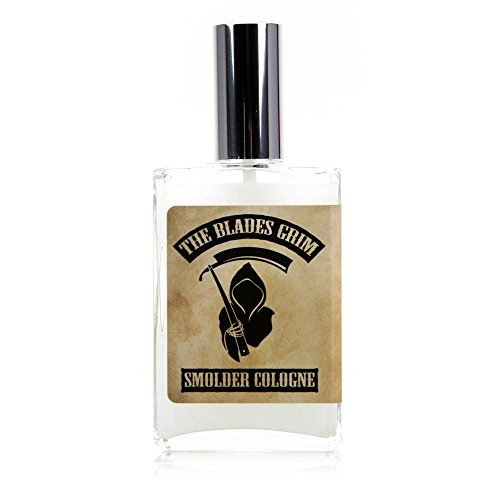 Smolder Cologne 100 ML By The Blades Grim