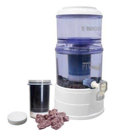 Nikken Piwater filtro Agua + Paquete repuestos adicional