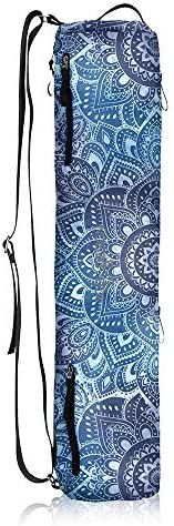 YOGA DESIGN LAB   The Yoga Mat Bag   Premium, All-in-One, Lightweight, Multi Pockets, Extra Durable   The Trav