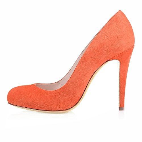 EDEFS - Plataforma Mujer naranja