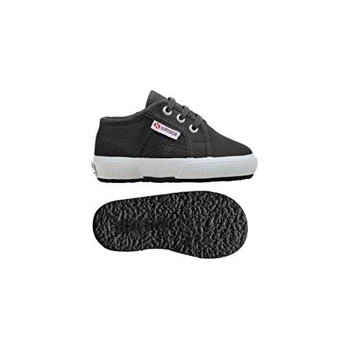 Superga 2750 - Cobinb - Zapatillas de lona para niño Dk Grey Iron